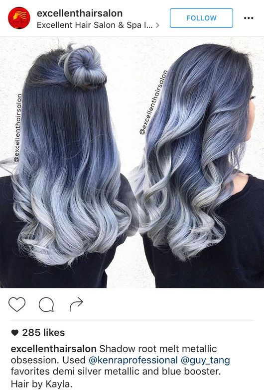 Stonewashed Ombre