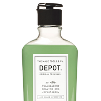 Depot Men's Grooming Collection