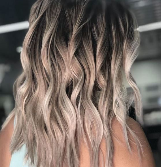 Clients regularly bring in inspiration photos from Instagram, like these by Derek Cash. He recommends stylists be prepared to talk confidently about pricing.