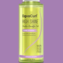 Give Curls the Ultimate Glow with DevaCurl's High Shine Oil