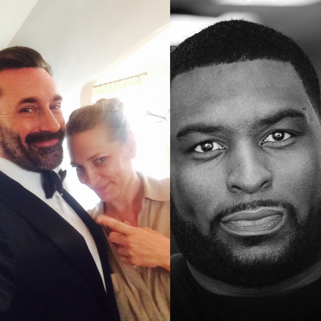 Two Celebrity Men's Groomers on the Intersection Between Barbers and Stylists