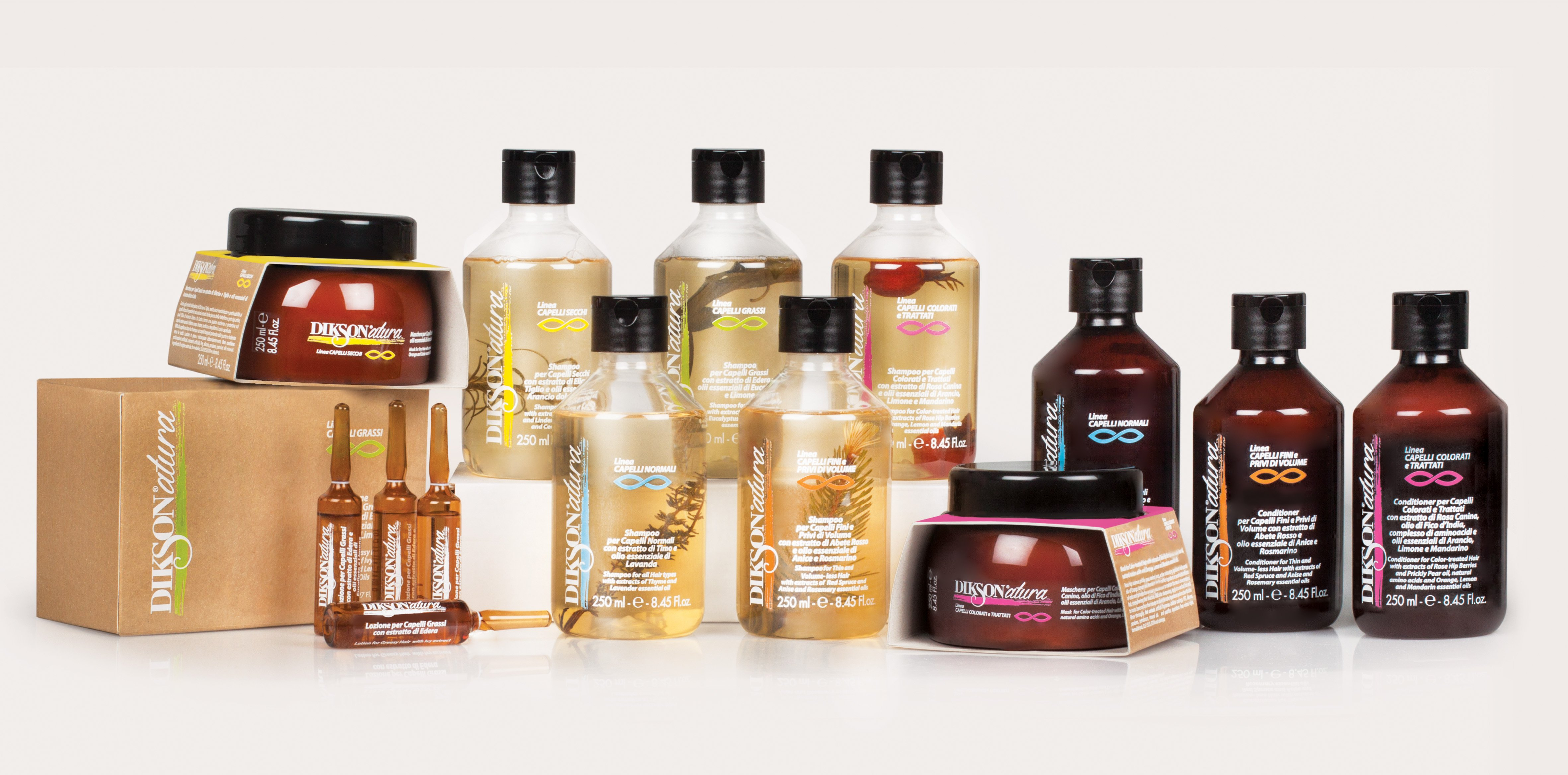 DiksoNatura Hair Care Puts a Focus on Natural Ingredients and Sustainable Practices