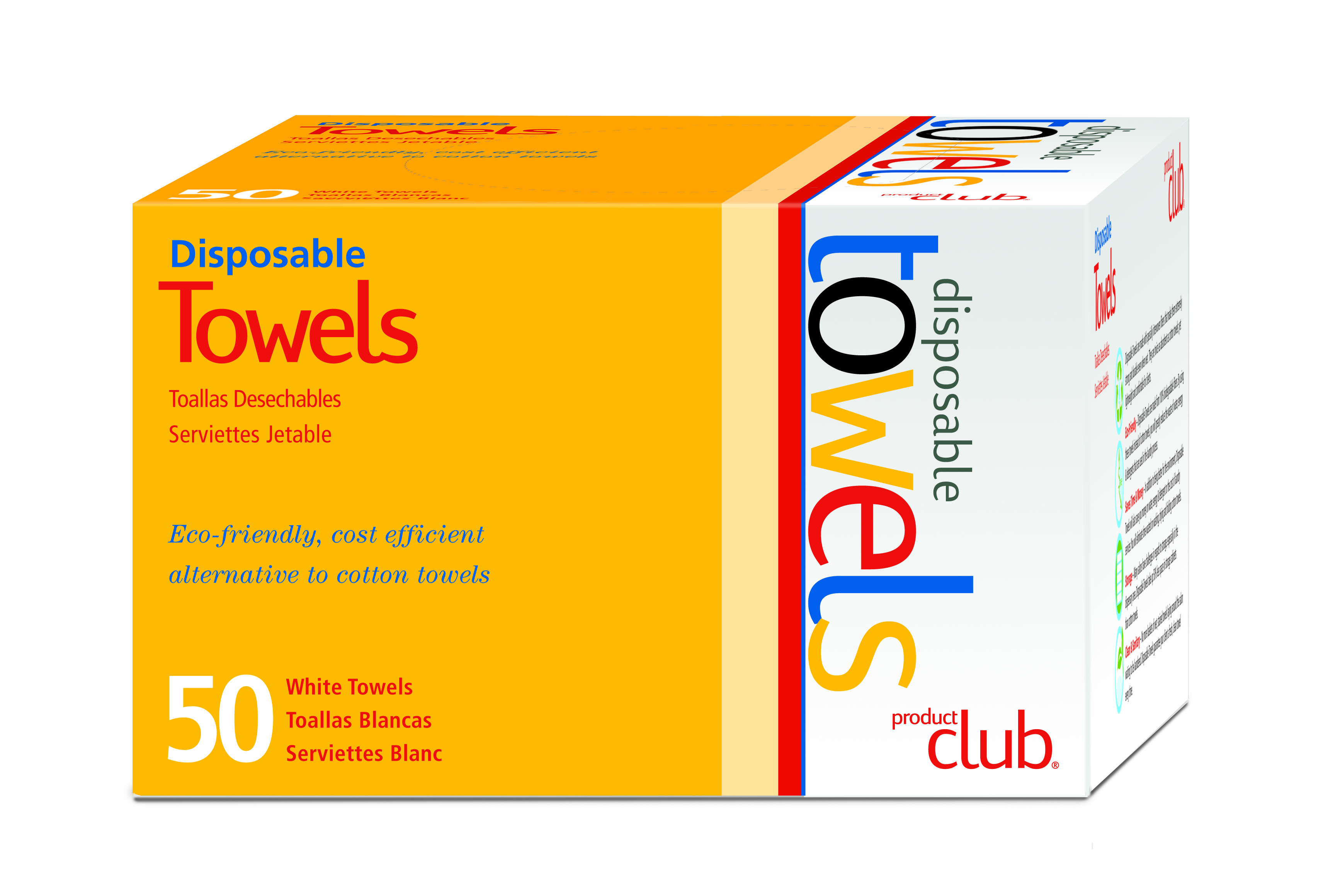 Product Club Disposable Towels