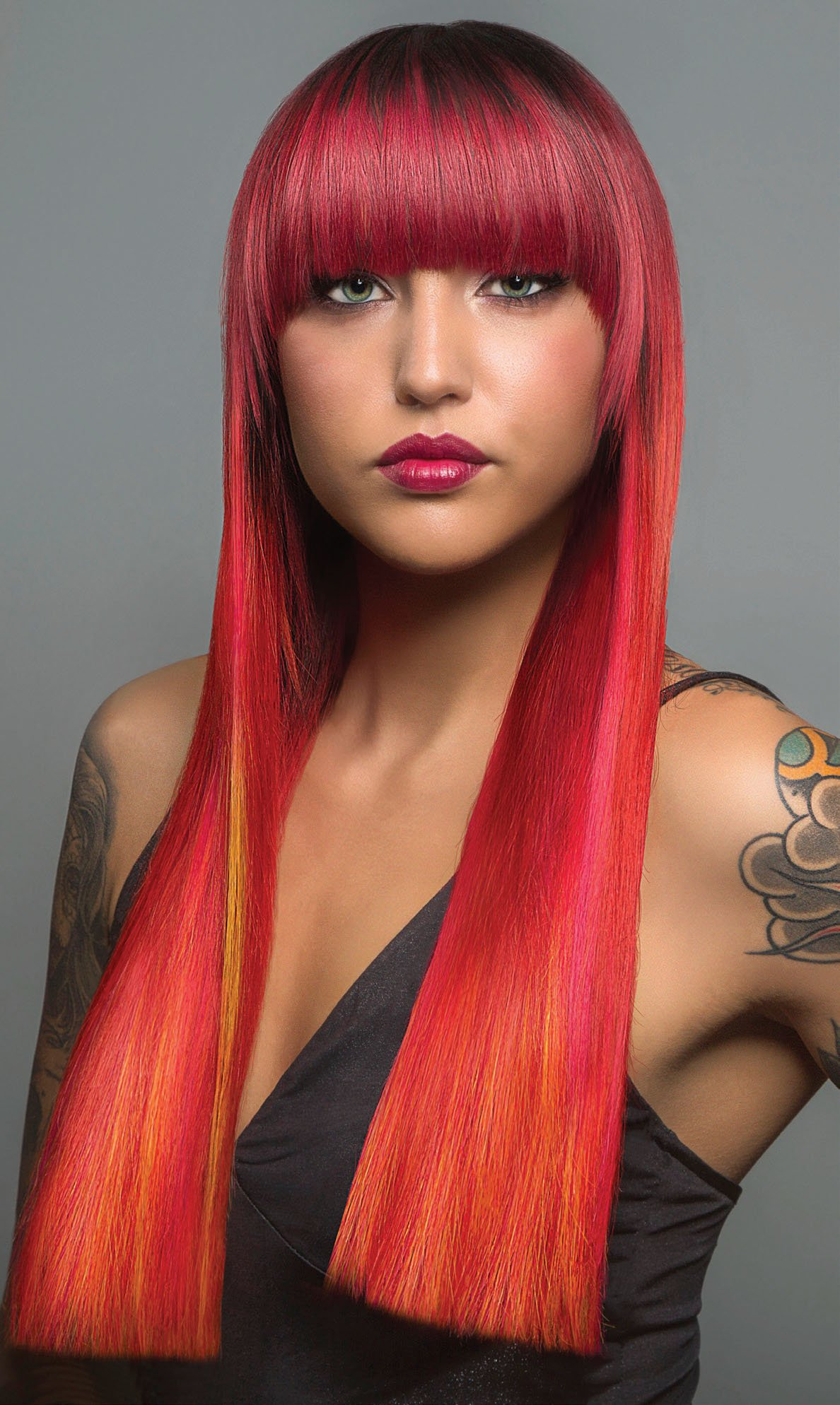 What is the BEST Way to Color Hair Extensions?