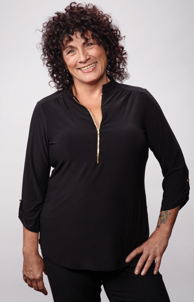 Donna Judson, salon manager, market trainer and master business facilitator at Ulta