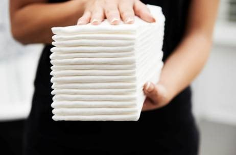 Easydry Salon and Spa Eco Towels: No Washing Saves Water