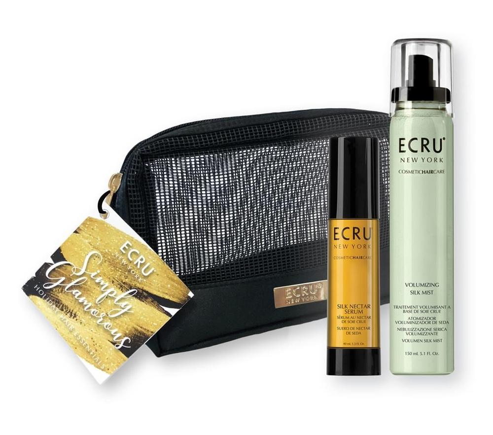 ECRU New York's Holiday Hair Essentials