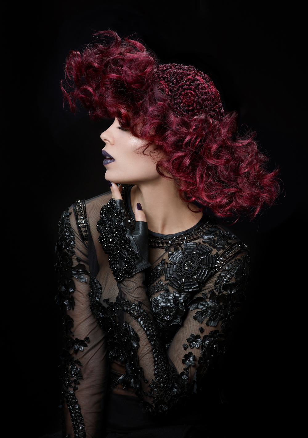 <strong>Dilek Onur Taylor</strong>, Salon by InStyle JCPenney, Chicago, IL