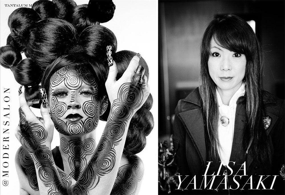 Editorial Stylist of the Year, Lisa Yamasaki