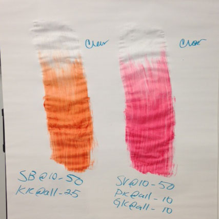 How To: Seamless Ombre Color Diffusion By Dimitrios Tsioumas