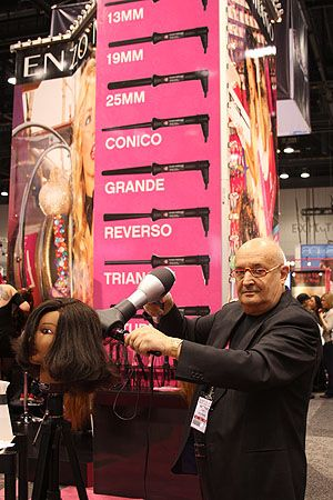 LIVE from America's Beauty Show!