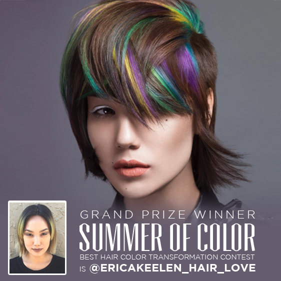 AND THE WINNER IS: Colortrak's Summer Of Color Contest Winner Announced