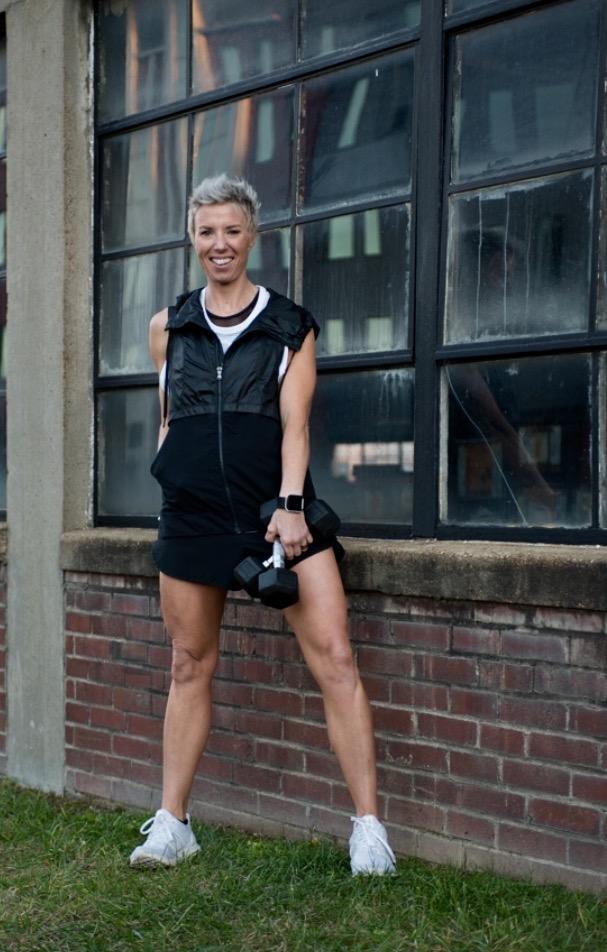 Erin Oprea, USANA Fitness Ambassador