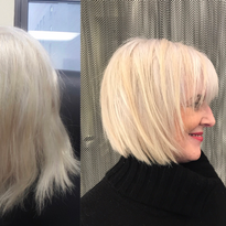 MAKEOVER: Corrective Cut For a Big Difference