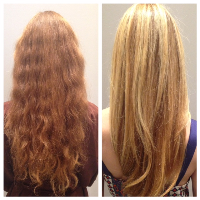 Balayage Transformation By Eva Scrivo