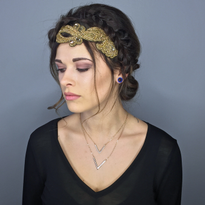 How-To: Romantic Braided Updo (GoPro Tutorial Video!)