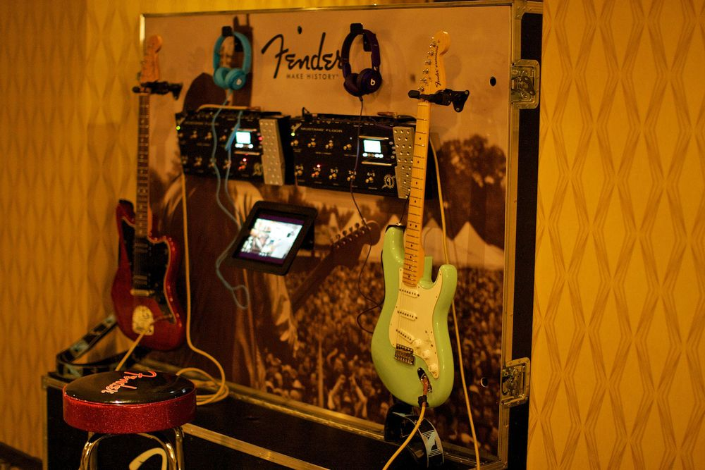 Photo: Matt Reeves | The Sound of Your Stay Music Lounge, Hard Rock Hotel Chicago