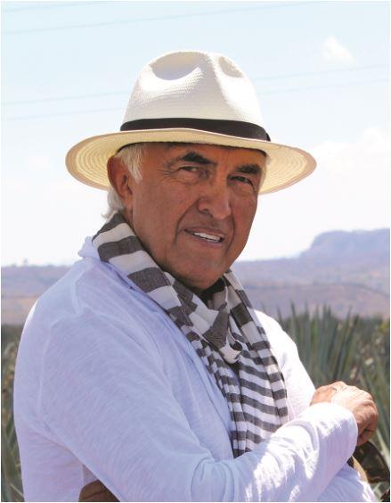 Founder of Bio Ionic, Fernando Romero