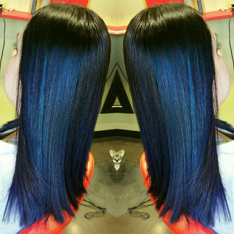 So Black It's Blue