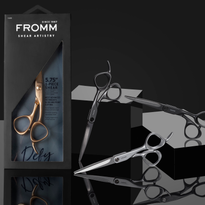 Fromm Unveils the First of a Full Brand Restage: A New Collection of Professional Shears