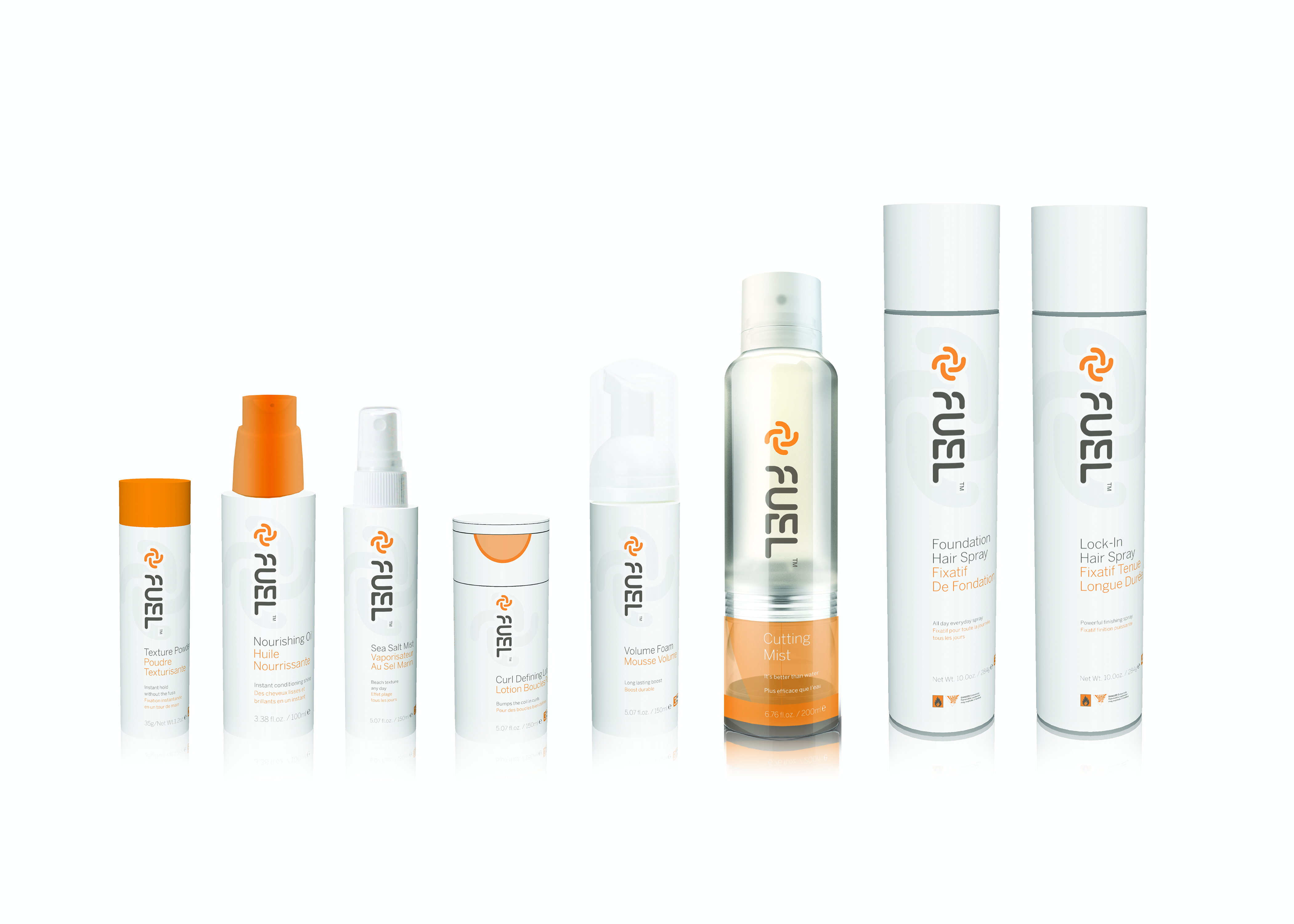 Fuel Wetline Hair Collection