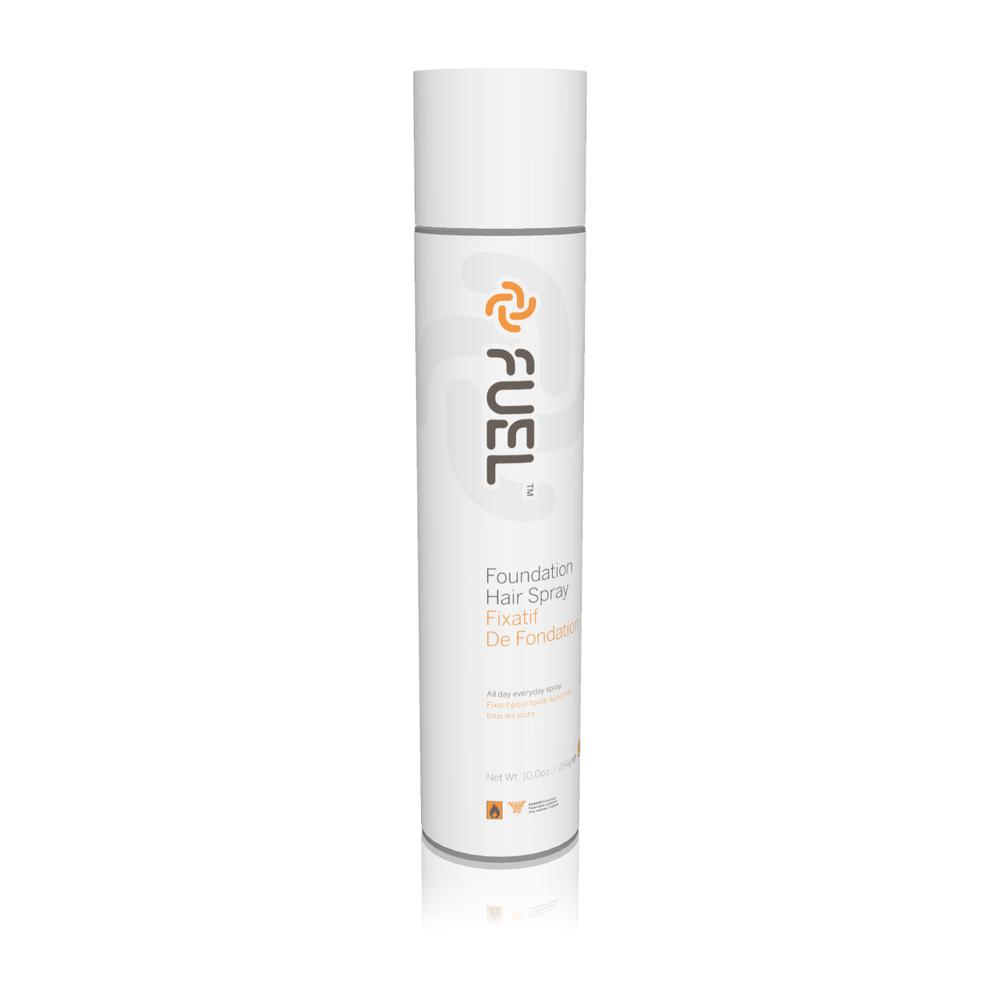 Fuel Foundation Hairspray