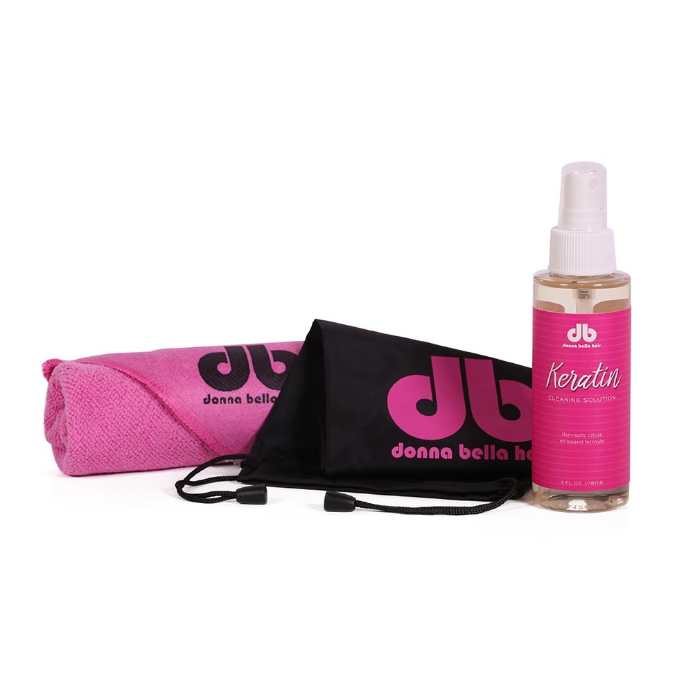 Donna Bella's Keratin Cleaning Kit