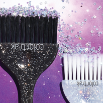 Galaxy Glitter Brushes by Colortrak