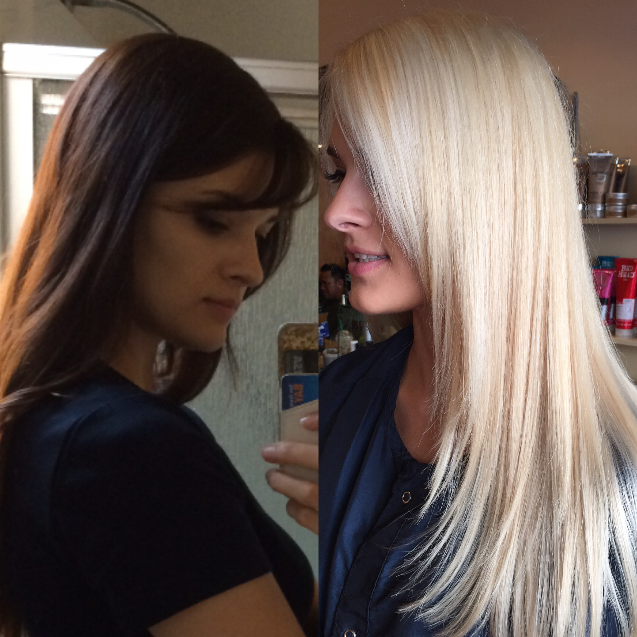Going Bright Blonde: Consultation and Formula