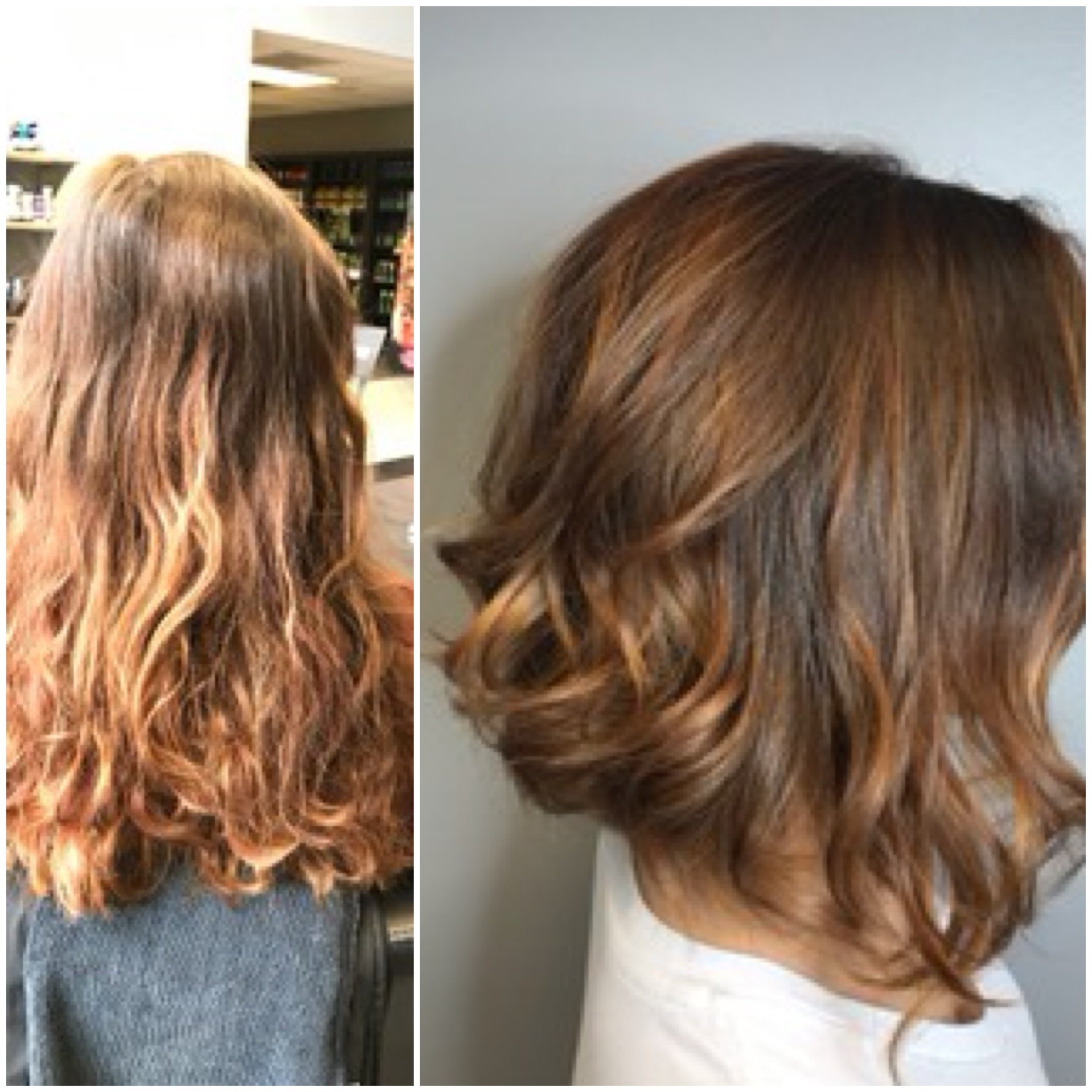 Balayage, Toning and Cut For Lovely Makeover