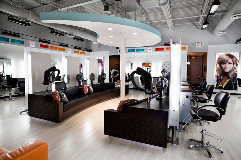 Within the Salon 124 brand, Genesis caters to mid-market consumer by staffing recent graduates from the salons academy and a smaller square footage per chair, while the Salon 124 flagship caters to a higher-end consumer.
