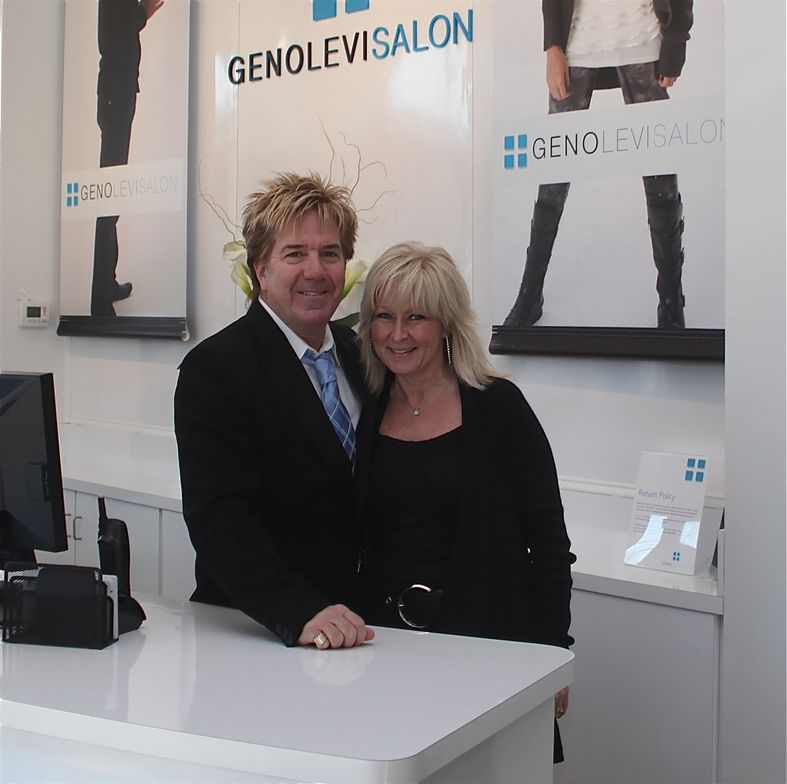 CINDY LEVI, GENO LEVI SALON/INNOVATIVE SALON CONCEPTS, MCMURRAY, PENNSYLVANIA
