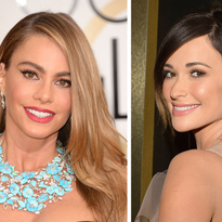 (Left to right) Sofia Vergara, Kacy Musgrave, Olivia Wilde (photo credit: Getty Images)