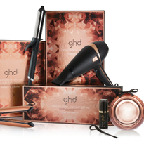 GHD Introduces the New Copper Luxe Collection