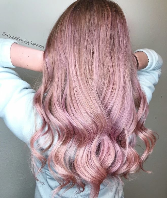 Hair color by<strong>Giovanna Drew-Eastman.</strong>