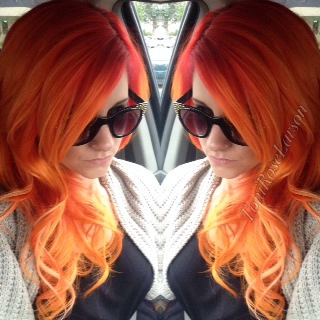 How-To: This Girl Is On Fire!