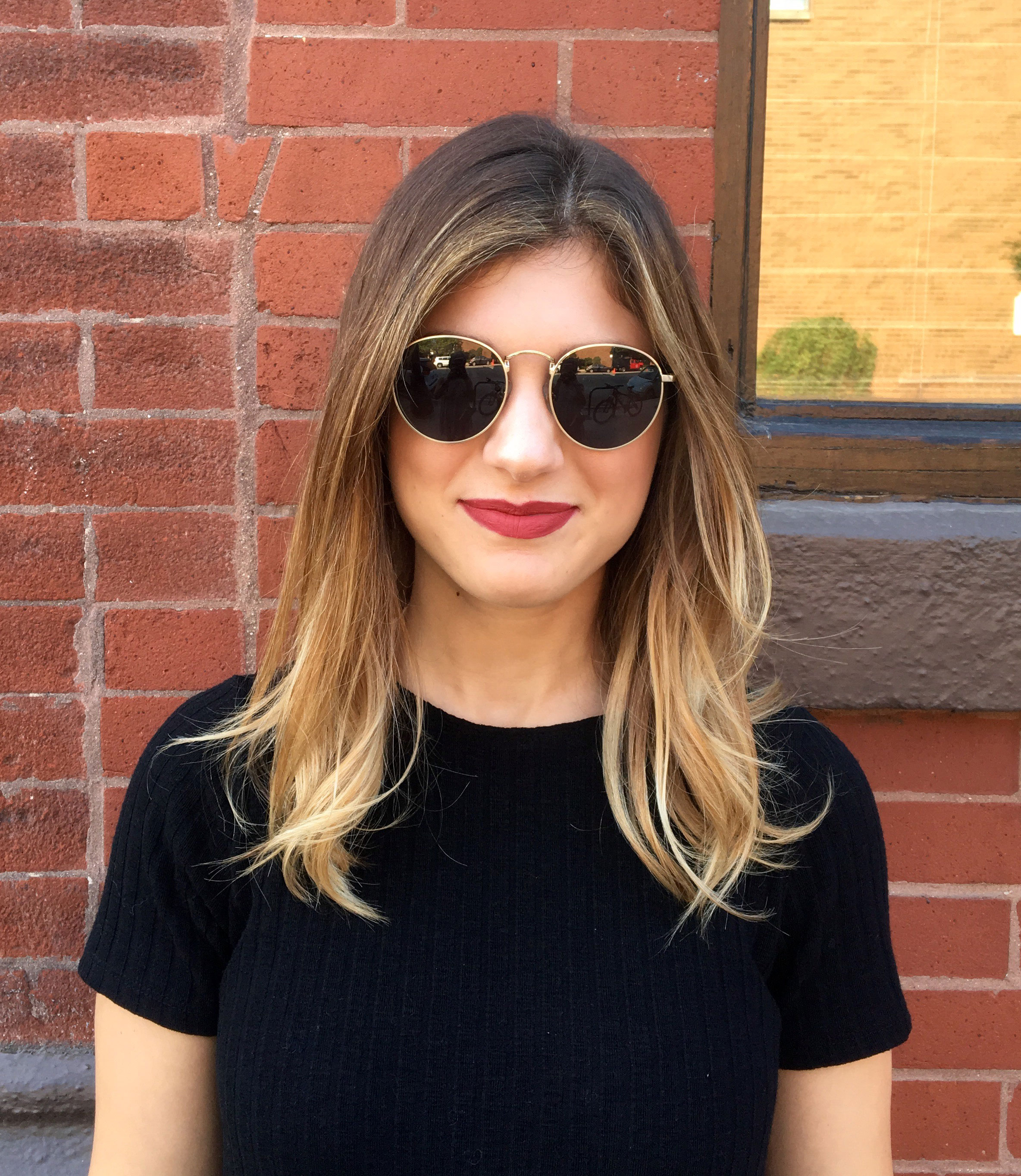Diary of a Beauty Editor MAKEOVER: Balayage Using Miami Beach Bombshell Lightener from GKhair