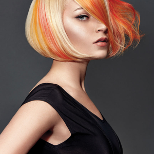 Hair: Rosa Hawkins, Goldwell national artist | Photographer: Greg Swales | Makeup: Nicolette Lupo