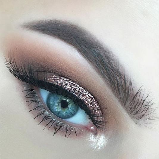 Brow-envy! GrandeBROW fill tinted gel is looking flawless on @makeupbyemma.