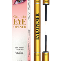 Grande Eye Opener from Grande Cosmetics Supports Bold Brows and Lashes in One System