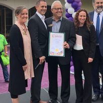 Coty Professional Beauty Ribbon Cutting Ceremony in Calabasas, CA on May 24, 2018