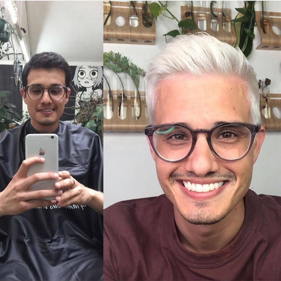 Gentlemen Prefer Blonde: Formula and Steps