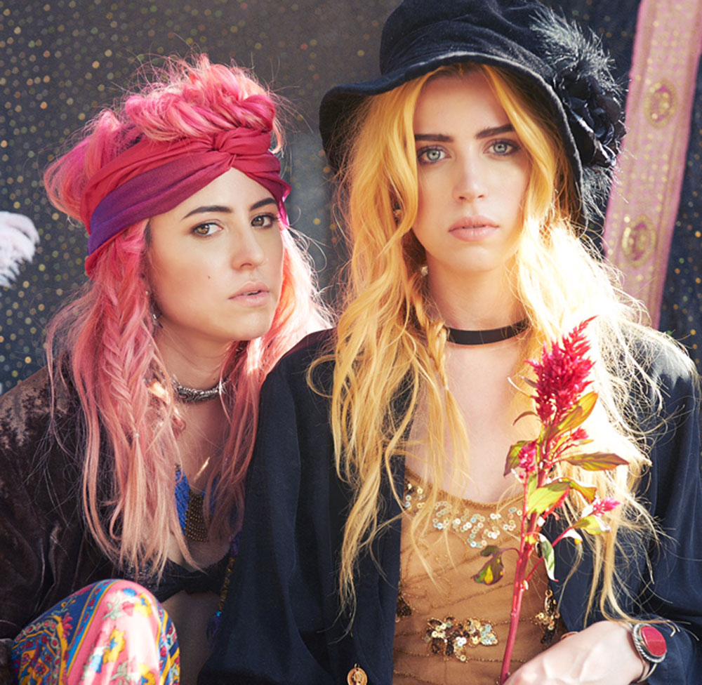Bright, Bohemian Looks From The Gypsy Bazaar