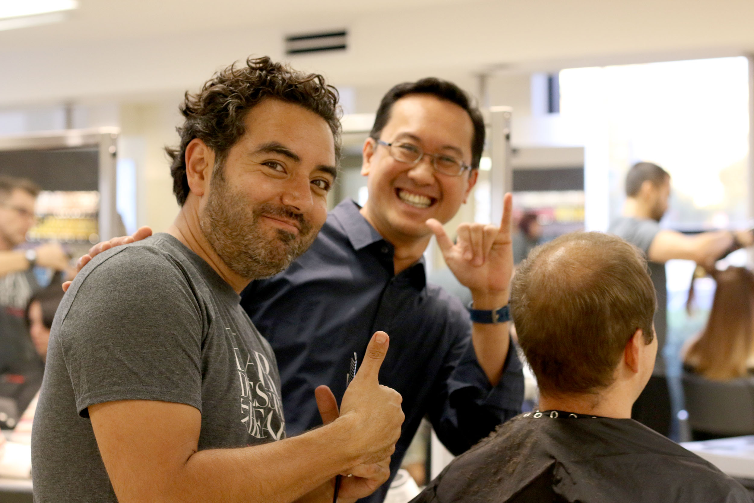 Hairdressers at Heart Raises Funds and Awareness for Homeless Youth