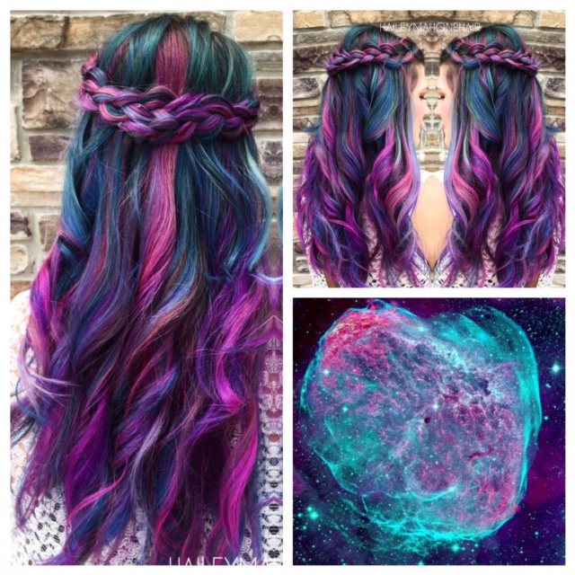 Nebula Beauty