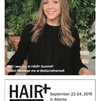 Join MODERN at Hair+ Summit: September 2019