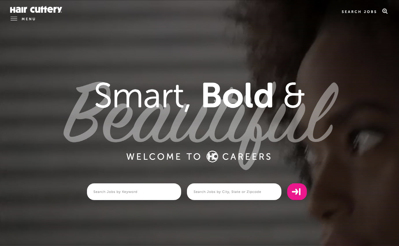 Hair Cuttery Launches a New Career Website That Connects Salon Pros to Opportunities for Growth and Education