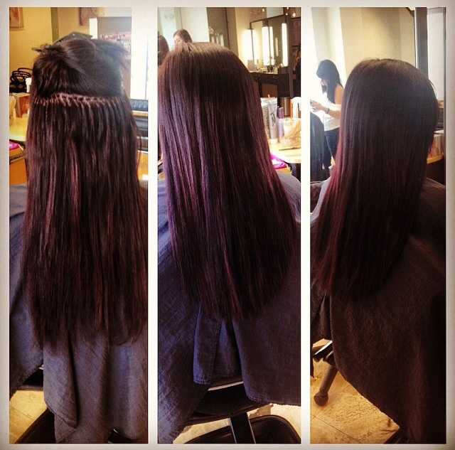 6 Fusion Hair Extension Maintenance Tips Every Client NEEDS To Know