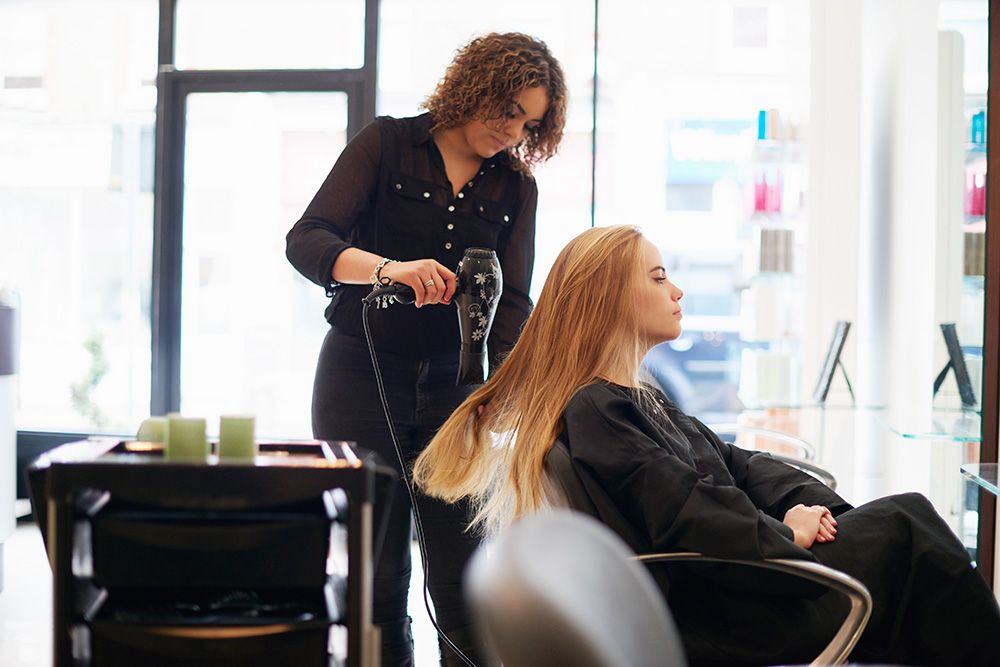 Is the air in your salon environment safe?