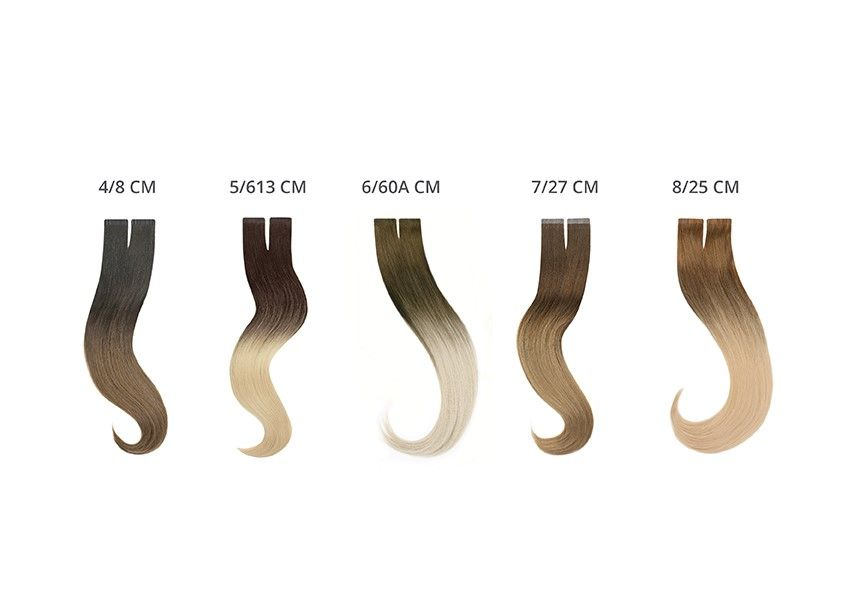 Hairtalk introduces <strong>5 new Colormelts</strong>.